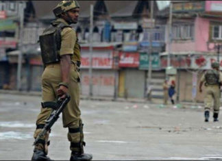indian-troops-martyr-kashmiri-youth-in-baramulla