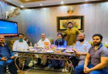 Iftar Party arranged by Badar Ud Duja