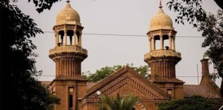 LHC chief justice blames DHA for 'land grab'